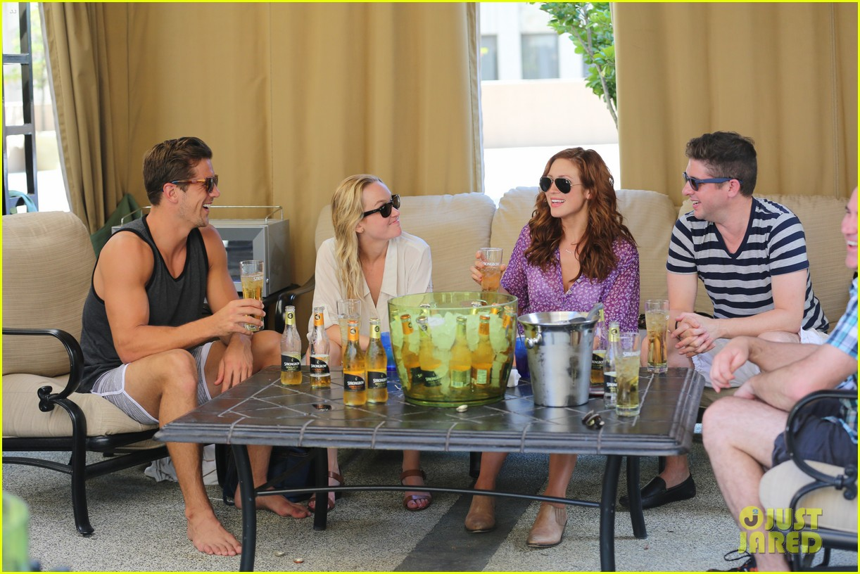 anna camp glamping brittany snow vegas 173152386