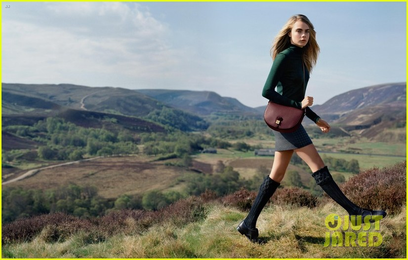 cara delevingne mulberry campaign autumn winter 2014 013147674