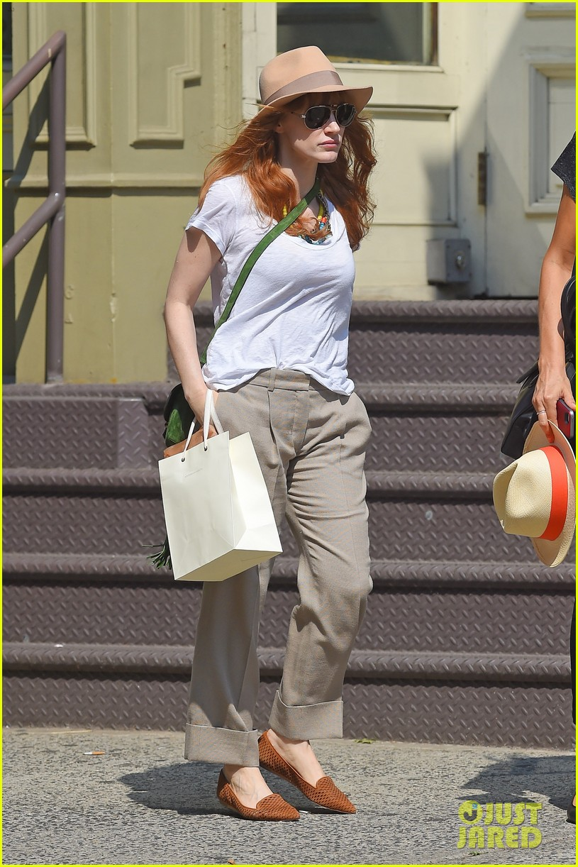 jessica chastain magical moment playing juliet 033148680