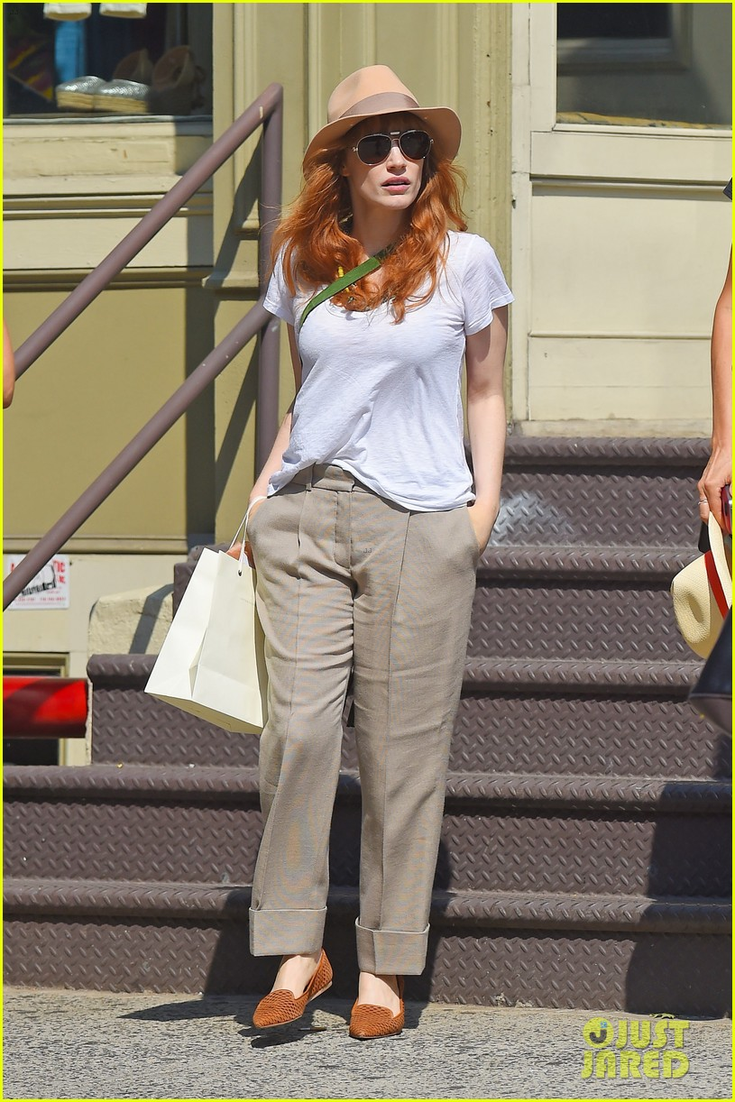 jessica chastain magical moment playing juliet 103148687