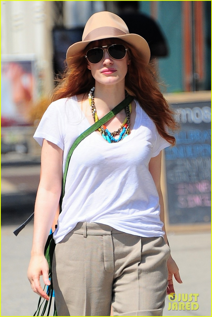 jessica chastain magical moment playing juliet 163148693