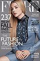 chloe moretz flare magazine cover if i stay 02