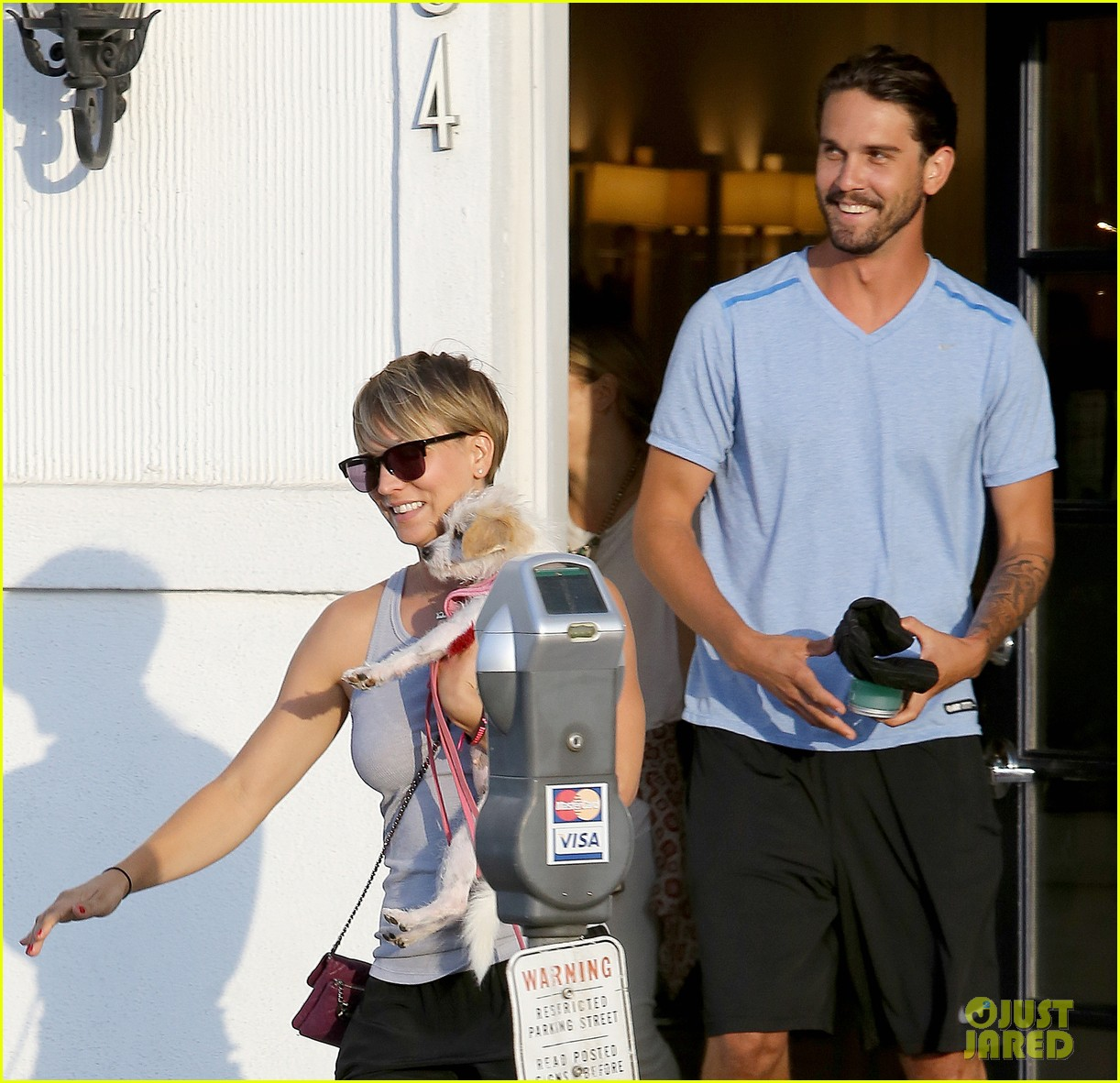 kaley cuoco ryan sweeting are home best trip ever 033153253
