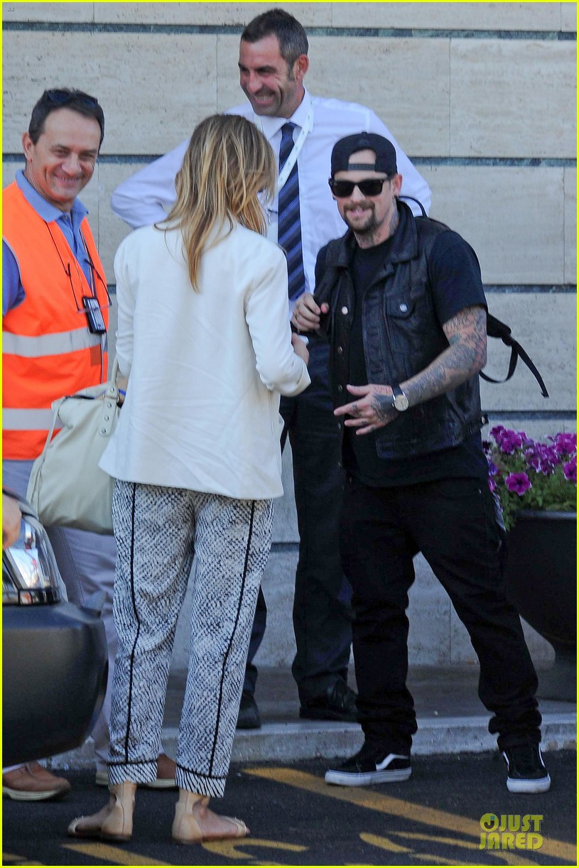 Cameron Diaz And Benji Madden 2016