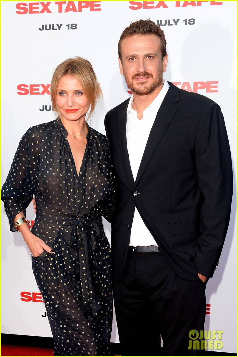 cameron diaz jason segel let hollywood see their sex tape 023153394