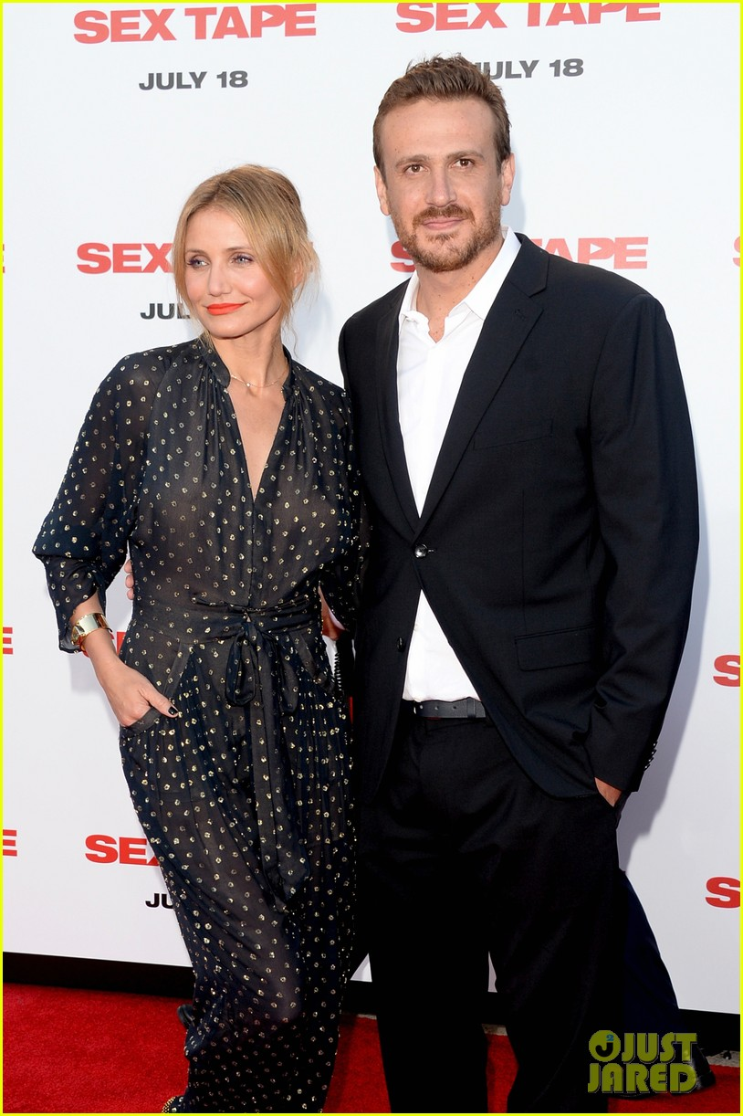 cameron diaz jason segel let hollywood see their sex tape 053153397