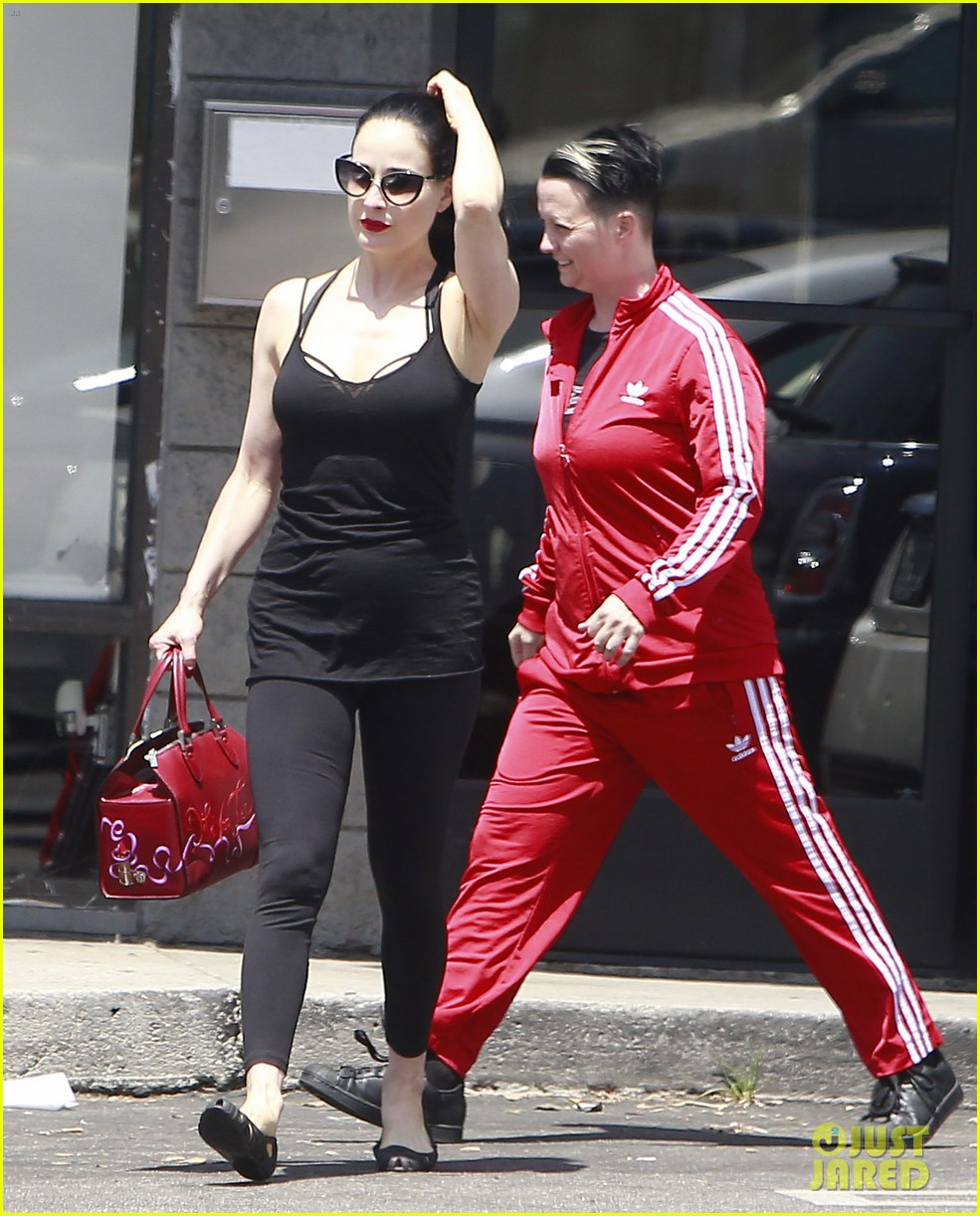 63acee323c7a Dita Von Teese to Star in George Michael s  Feeling Good  Music Video!