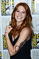 under the dome rachelle lefevre blonde wig comic con 18