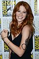 under the dome rachelle lefevre blonde wig comic con 19