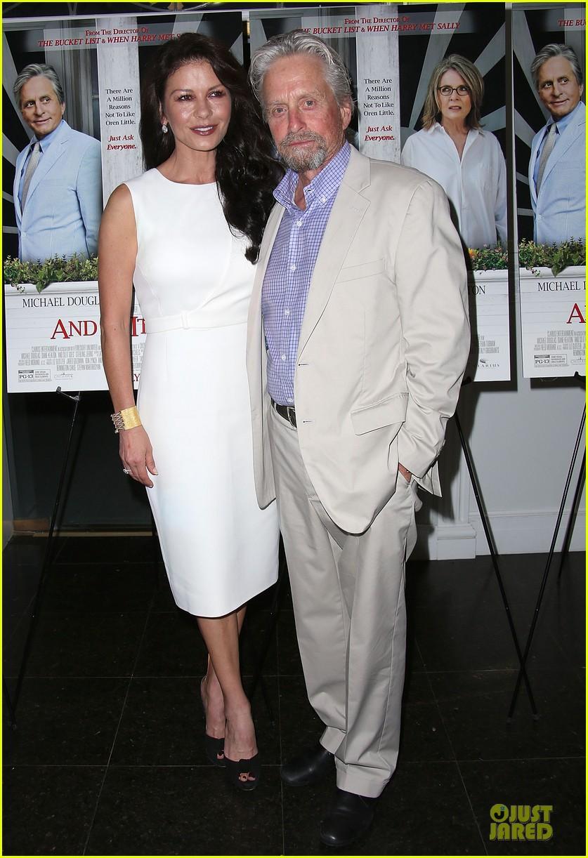 michael douglas opens up catherine zeta jones marriage 063150791