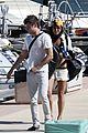 zac efron michelle rodriguez set sail together in porto cervo 08