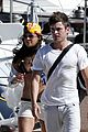 zac efron michelle rodriguez set sail together in porto cervo 10