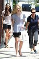 elle fanning switches casual chic outfits errands 09