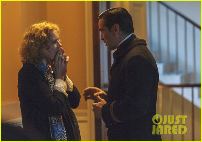 colin farrell jessica chastain featured in brand new miss julie images 053148263