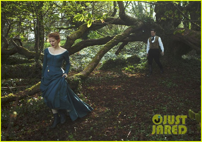 colin farrell jessica chastain featured in brand new miss julie images 09