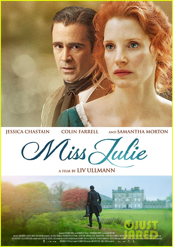 colin farrell jessica chastain featured in brand new miss julie images 103148268