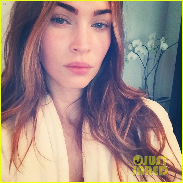 megan fox joins instagram flawless no makeup selfie3149085