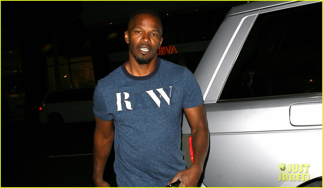 jamie foxx honors sister deondra with down syndrome 043147780