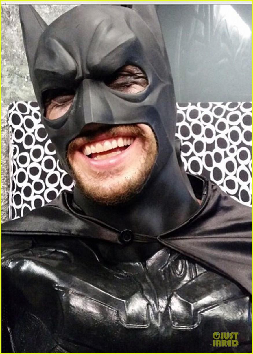 james franco looks so happy to be batman 053161401