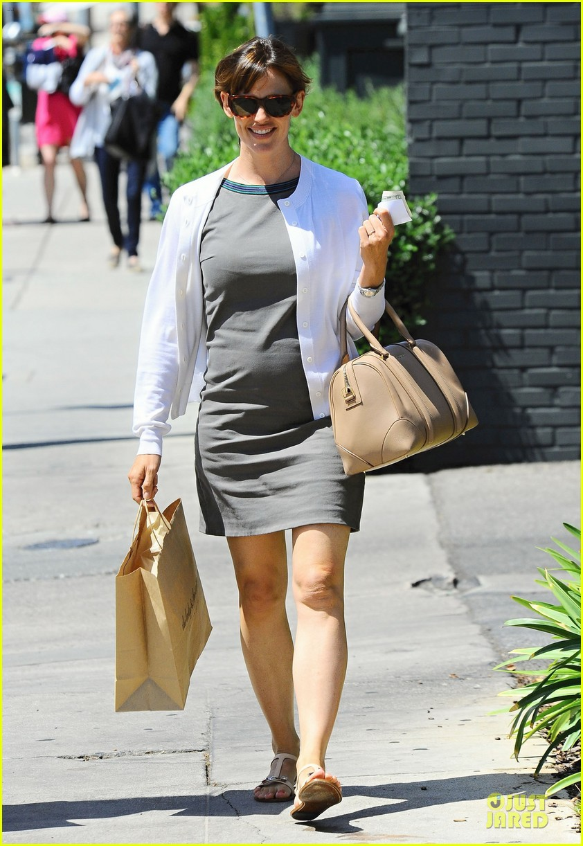 jennifer garner ben affleck crash detroit birthday party 093159613