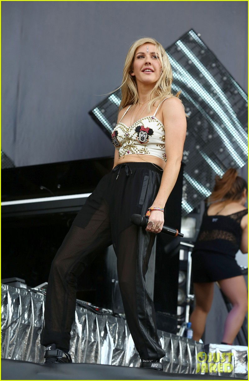 ellie goulding wireless festival 013150454