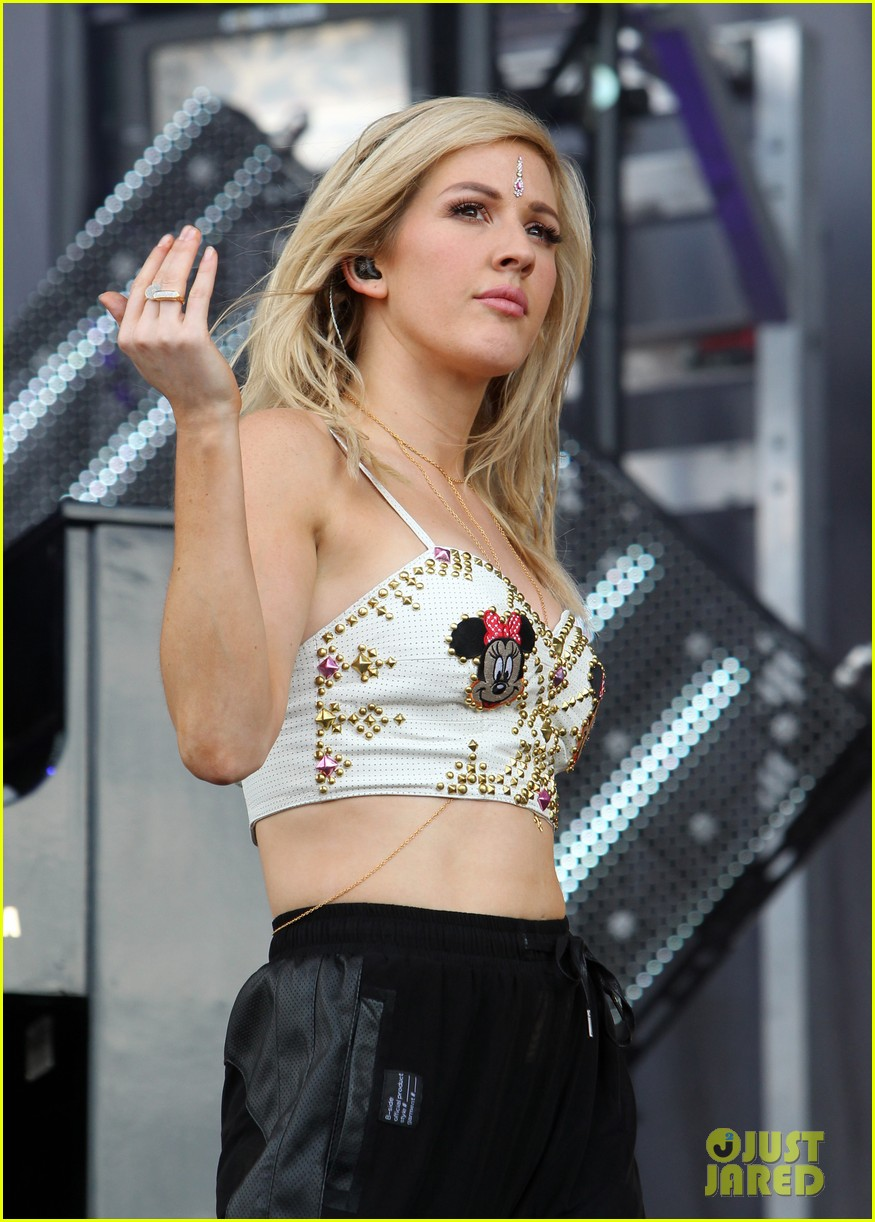 ellie goulding wireless festival 053150458