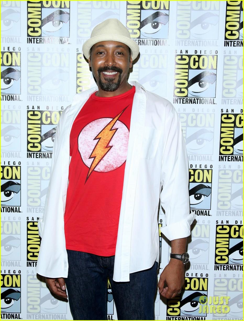 Grant Gustin 'Flash'es Into Comic-Con 2014: Photo 3164736   2014