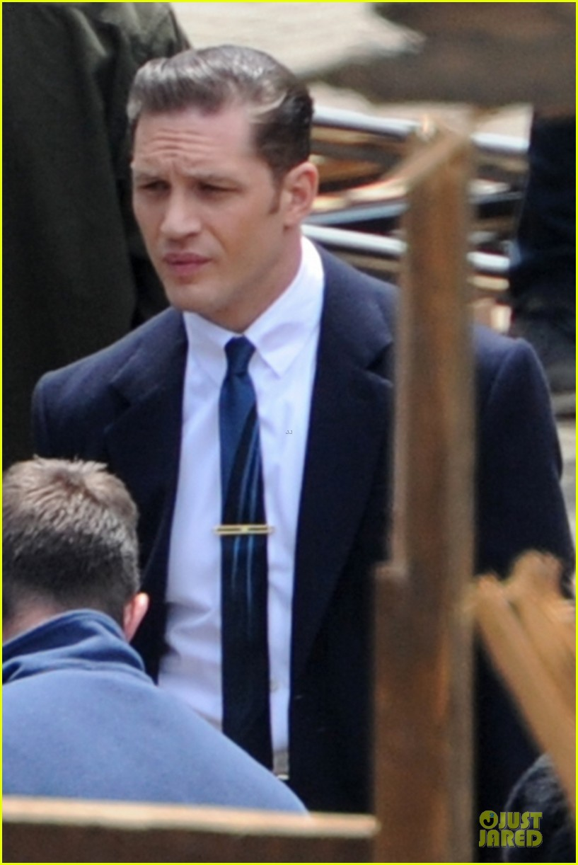tom hardy handsome legend in a suit 22