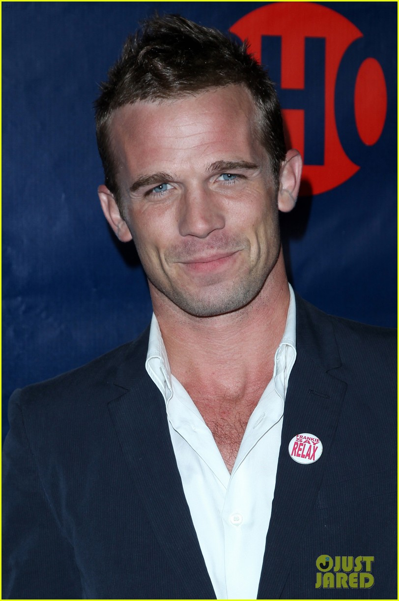 colton haynes cam gigandet heat up the red carpet at summer tca 023158996
