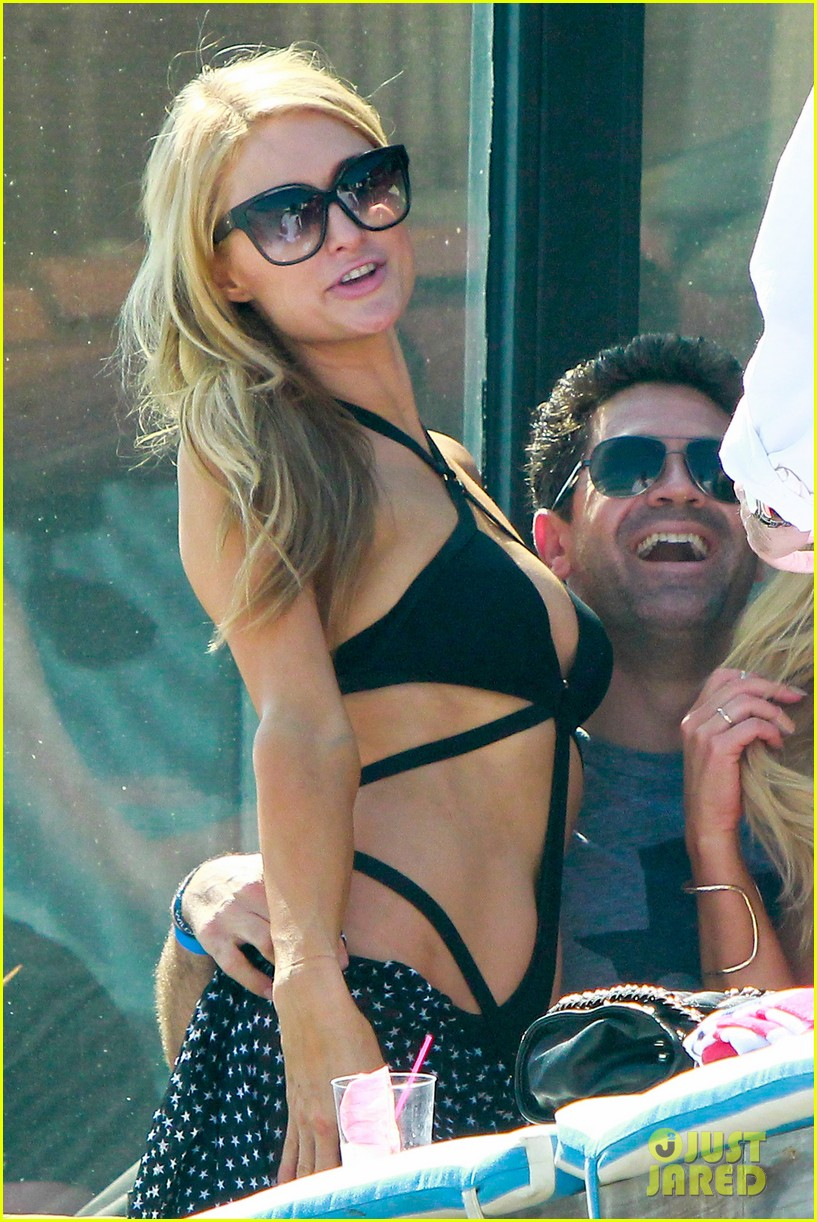 paris hilton amber rose fourth of july party 063150175