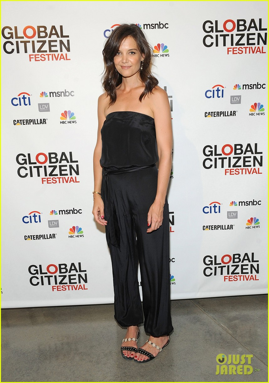 katie holmes global citizen festival 013153358