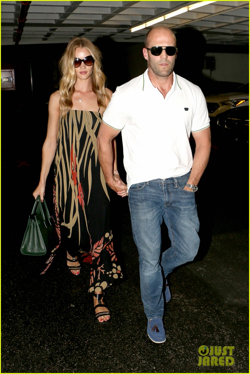 rosie huntington whiteley jason statham hottest couples 013153478