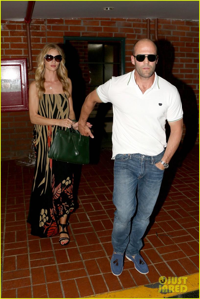rosie huntington whiteley jason statham hottest couples 023153479