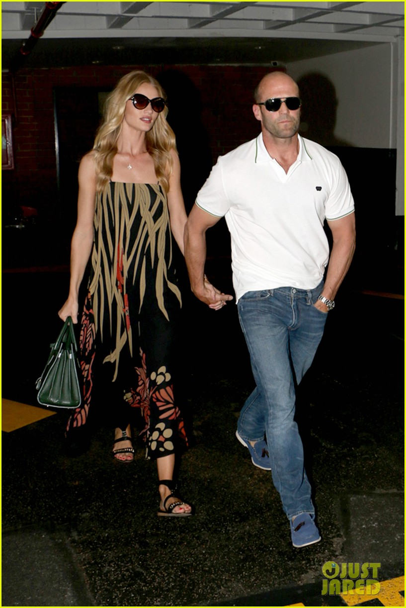 rosie huntington whiteley jason statham hottest couples 073153484