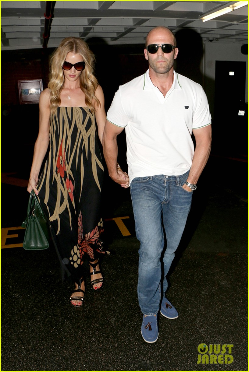 rosie huntington whiteley jason statham hottest couples 113153488