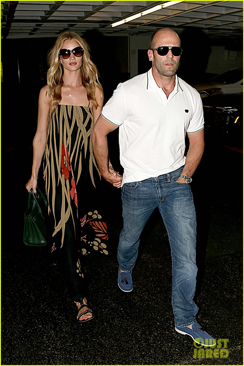 rosie huntington whiteley jason statham hottest couples 123153489