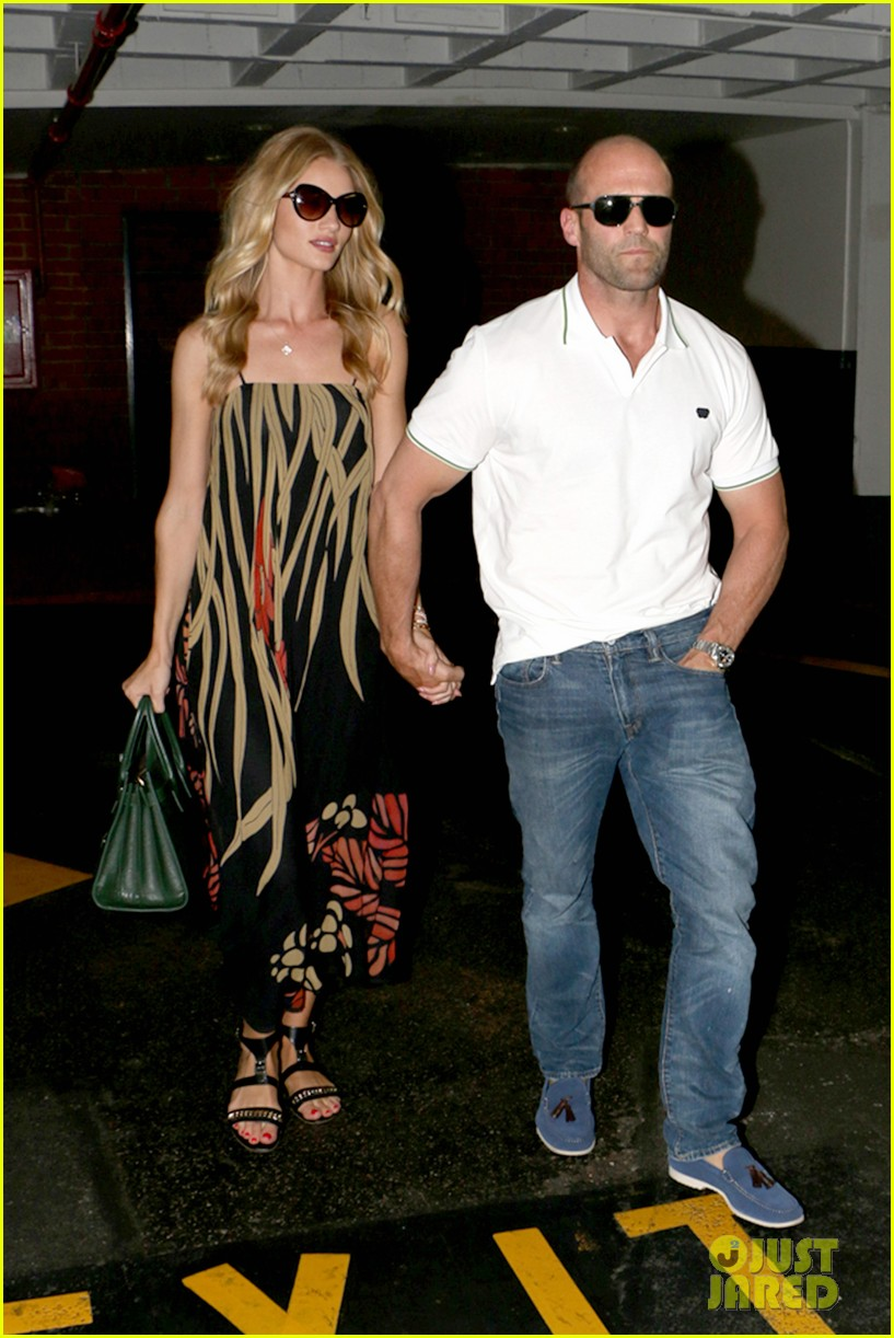 rosie huntington whiteley jason statham hottest couples 13