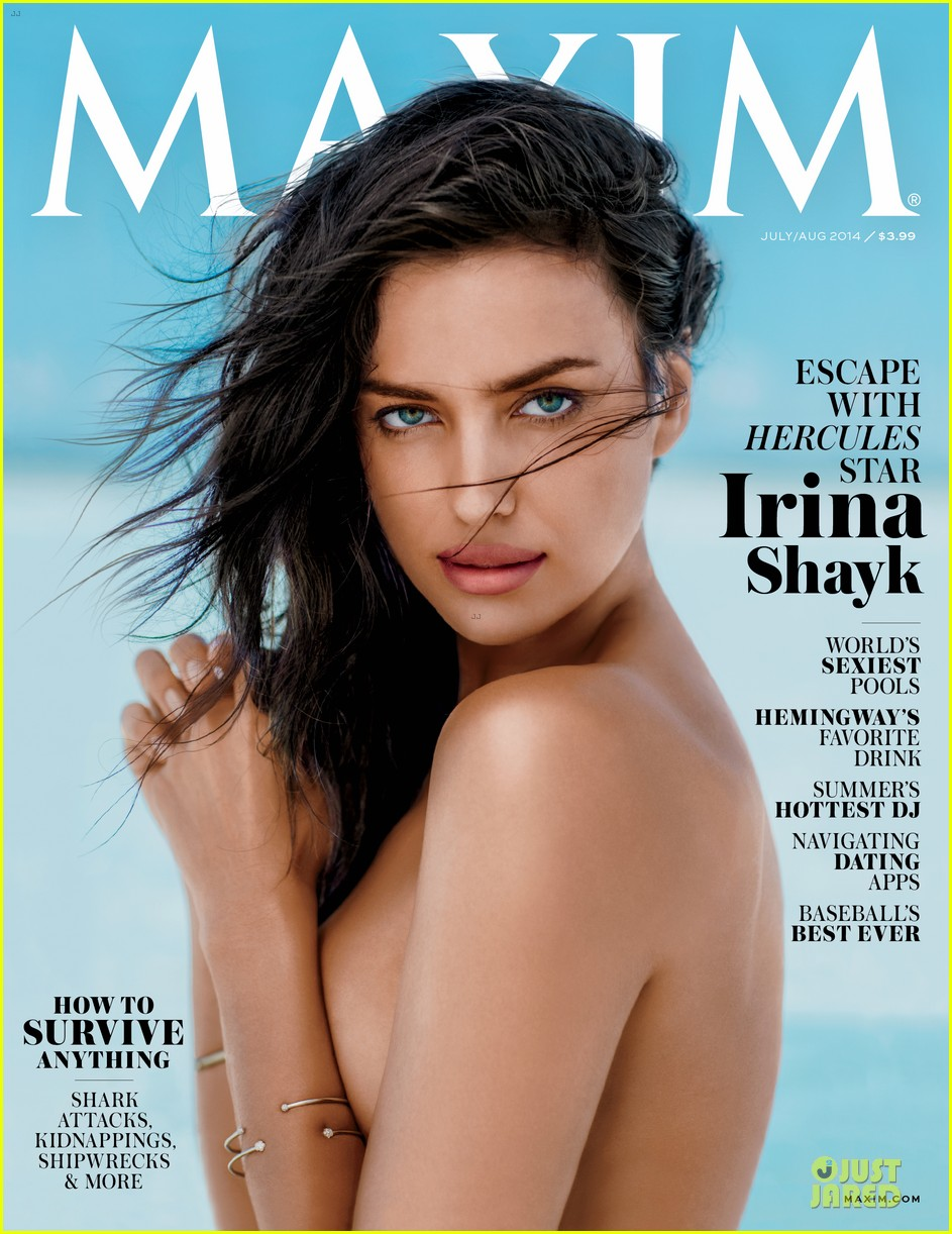 irina shayk topless sexy for maxim cover 03