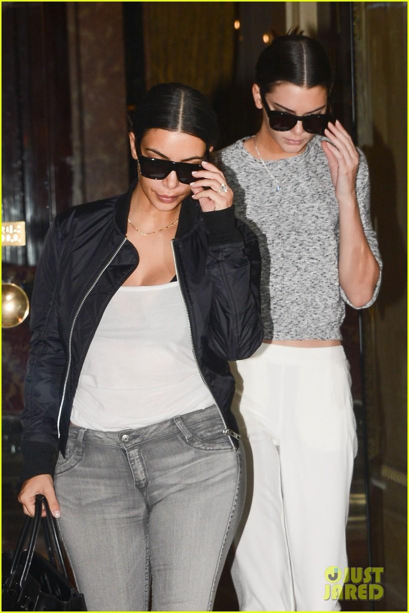 kendall jenner jokes about kim kardashians height 023153068