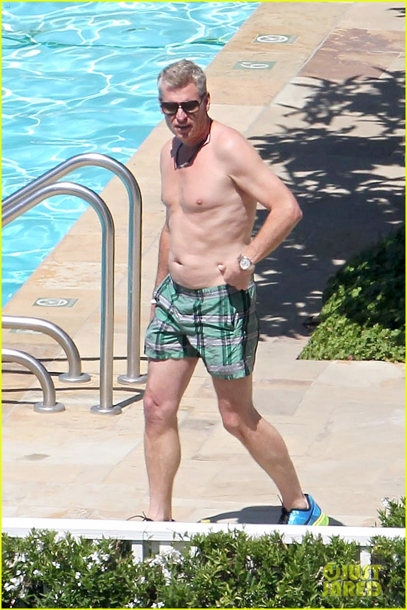 joe simpson hits the pool with a much younger man 05