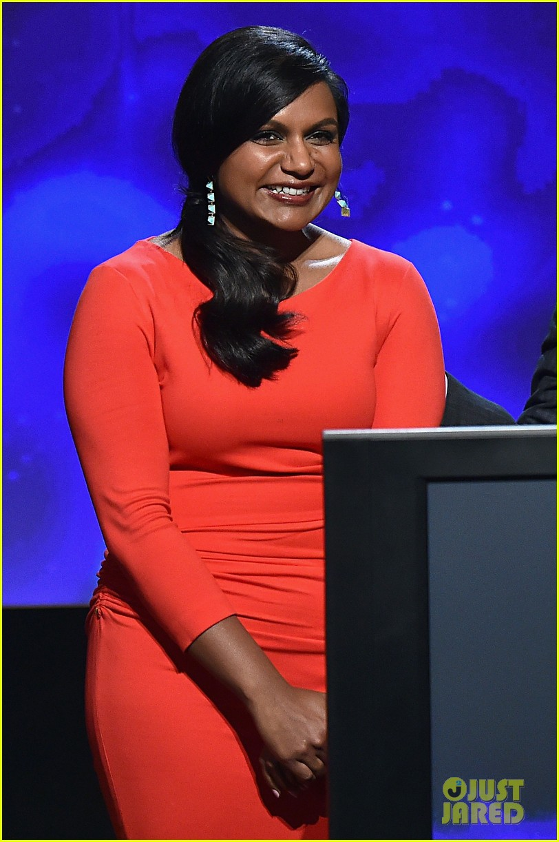 mindy kaling carson daly announce the emmy nominations 2014 023152978