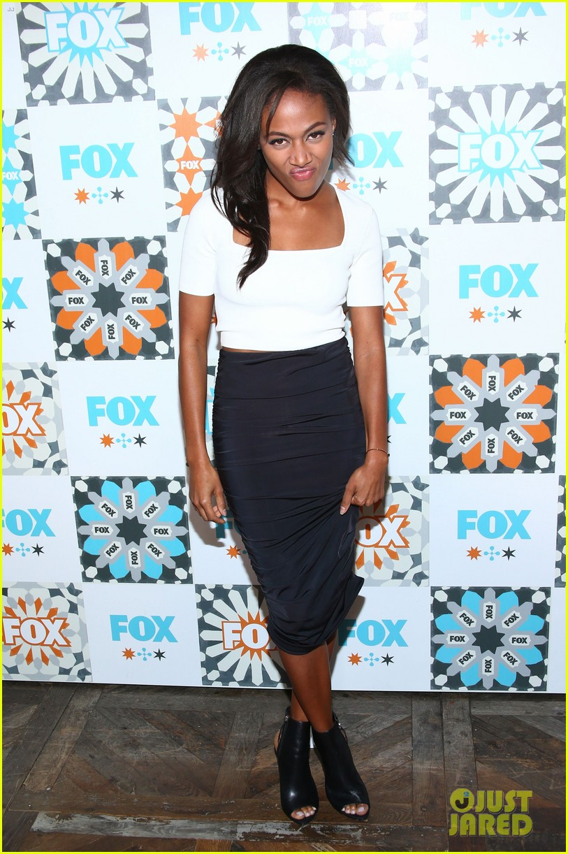 mindy kaling gets glam for foxs summer tca all star party 073160922