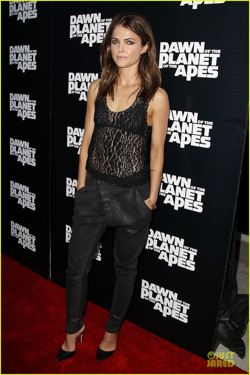 keri russell sheer at dawn of the planets of the apes premiere 013151964