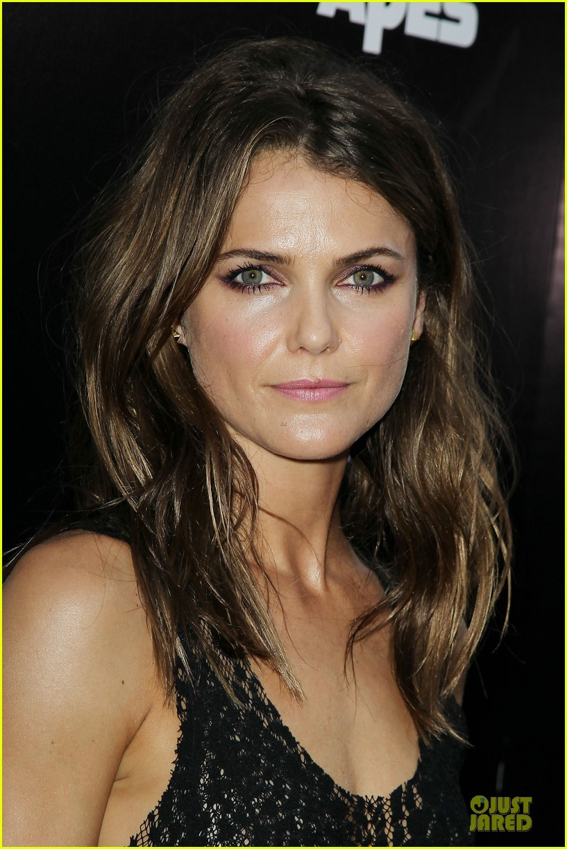 keri russell sheer at dawn of the planets of the apes premiere 083151971