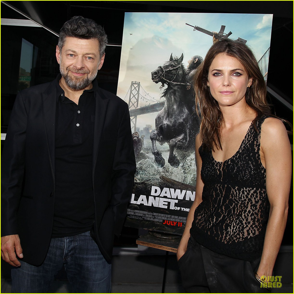 keri russell sheer at dawn of the planets of the apes premiere 113151974
