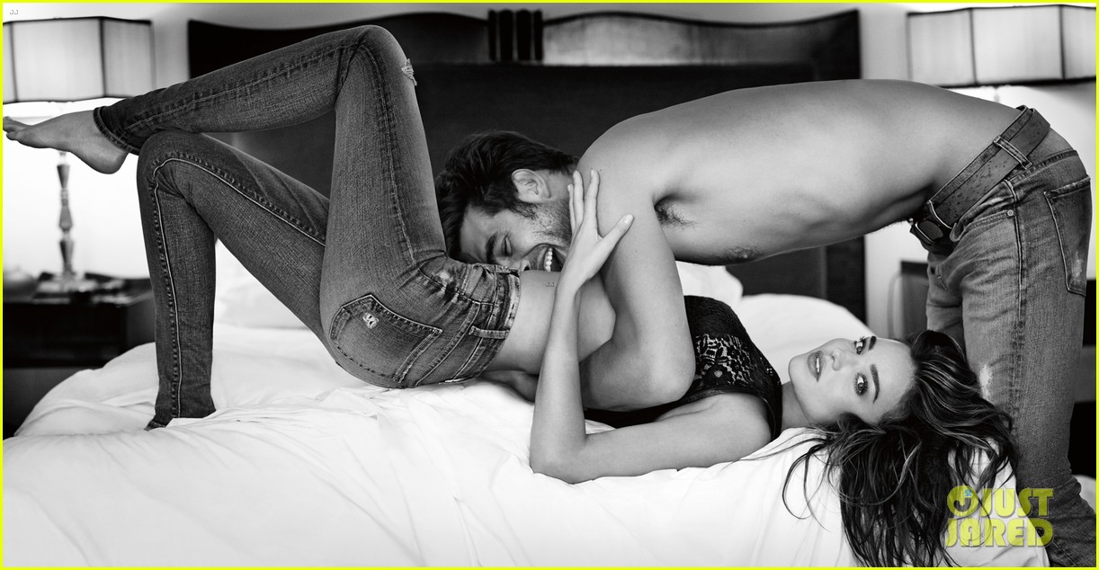 miranda kerr goes topless in new 7 for all mankind campaign 013167531