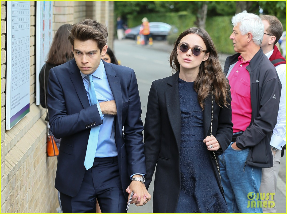 keira knightley husband james righton wimbledon 043149929