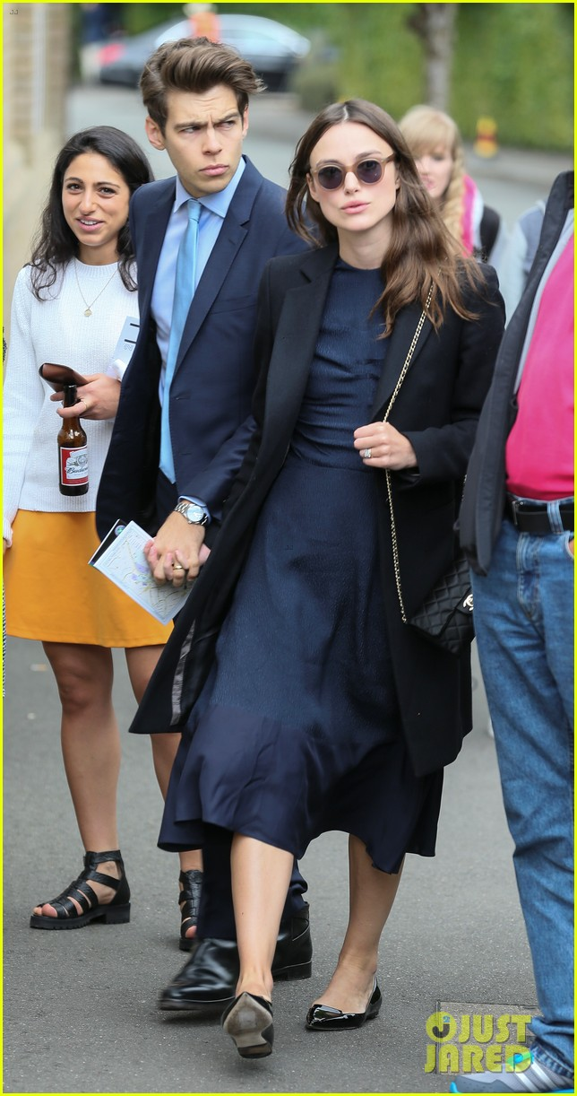 keira knightley husband james righton wimbledon 063149931