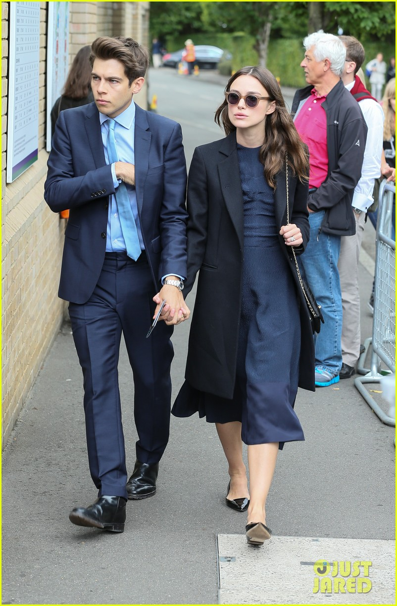 keira knightley husband james righton wimbledon 093149934