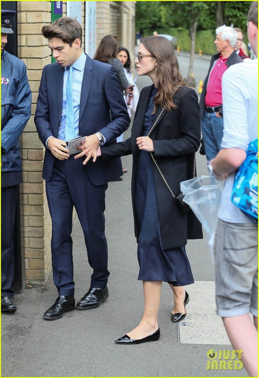 keira knightley husband james righton wimbledon 10